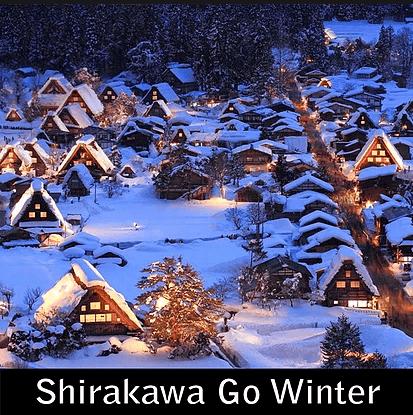 Paket Liburan ke Jepang Shirakawa go