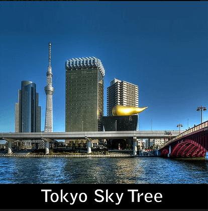 Paket Liburan ke Jepang Sky tree