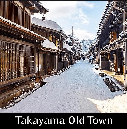 Paket Liburan ke Jepang Takayama