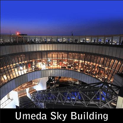 Paket Liburan ke Jepang Umeda