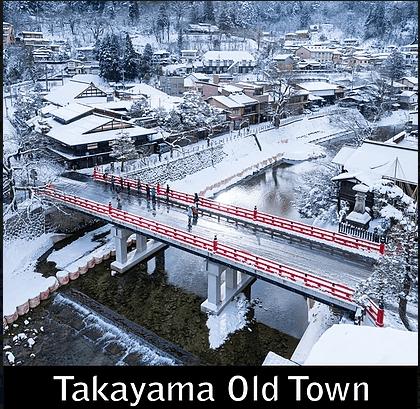 Paket Liburan ke Jepang tateyama old town