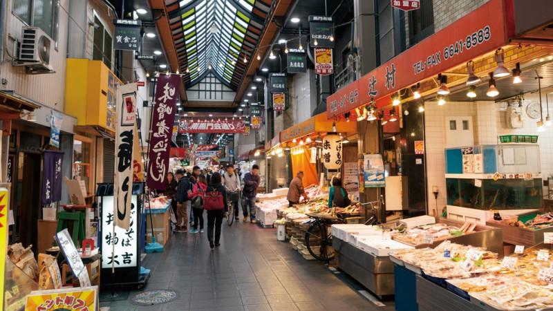 Tempat Wisata di Osaka